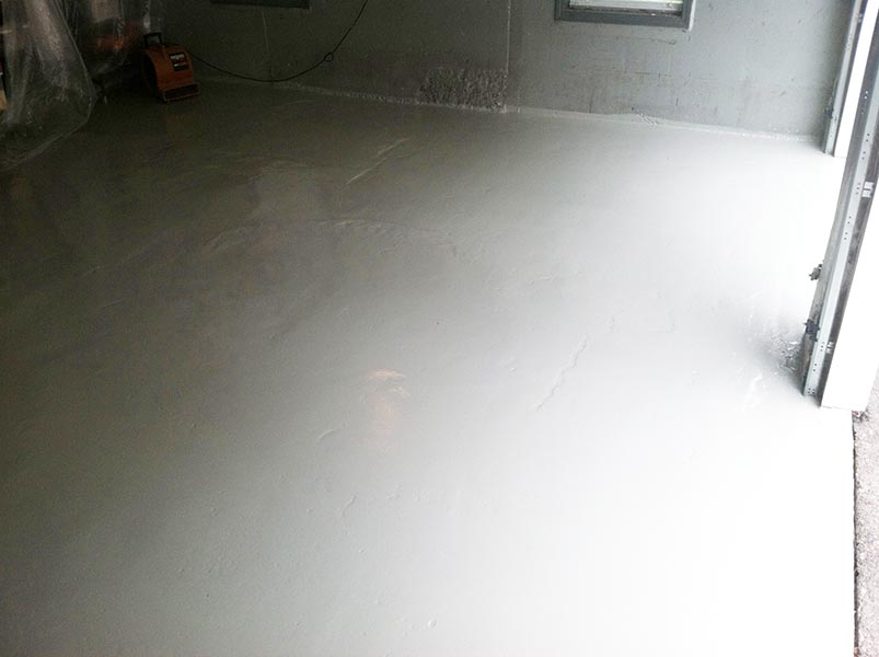 basement garage floor crack repair concrete crack repair ma nh